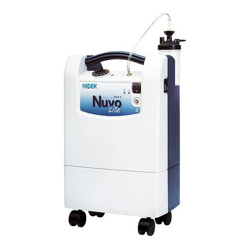 Concentrador de Oxígeno Nuvo Lite 5L