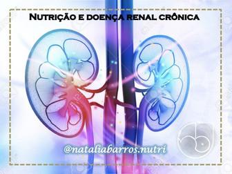 Nutrição e Doença Renal Crônica