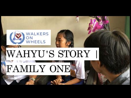 Wahyu's story | Family one