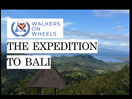 The Expedition to Bali