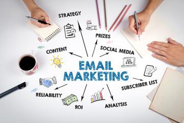 أفضل استراتيجات التسويق عبر البريد الالكتروني 2022