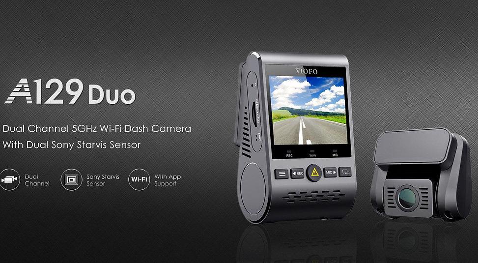 VIOFO A129 DUO DASH CAM