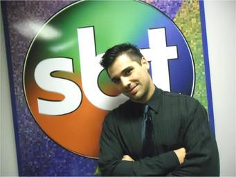 Show de mágica no SBT