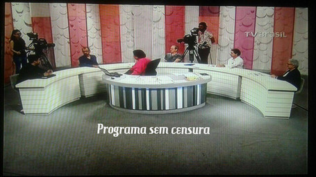 Mágica no Programa Sem Censura
