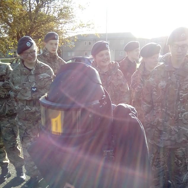 Visit to Royal Logistics Corps  BDU (3).