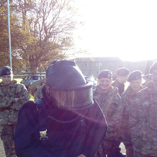 Visit to Royal Logistics Corps  BDU (2).
