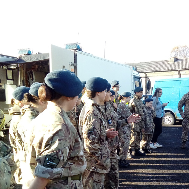 Visit to Royal Logistics Corps  BDU (1).