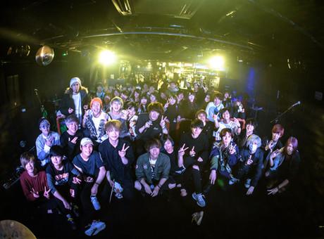 "No.13 / 2nd Mini Album""100% Juice""Release Party ライブリポート!"