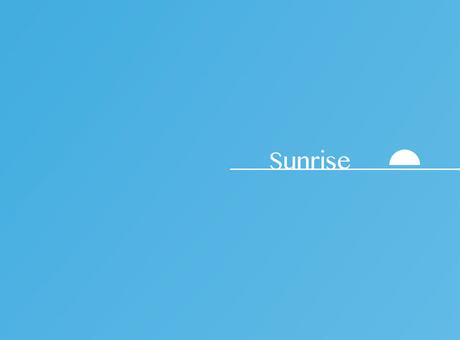 No.13 / 2nd Single「Sunrise」リリース決定!