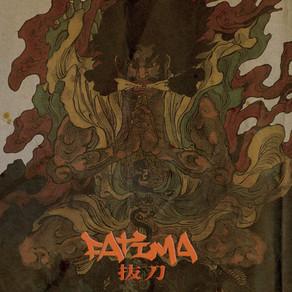 FATIMA / 1st Album「抜刀」