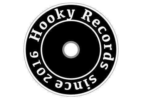 Hooky Records Playlist 最新版公開!