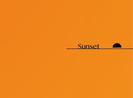 No.13 / 3rd Single「Sunset」リリース決定!