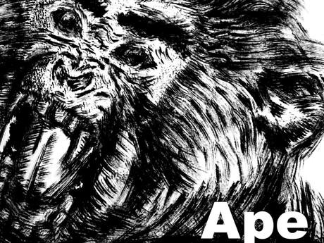 キャラメルパンチ / 9th Single「Ape」のアートワーク公開!