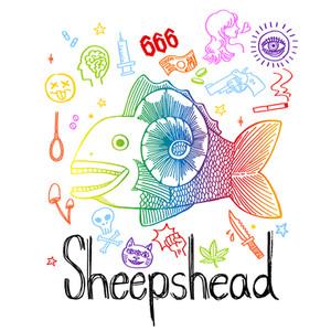 Sheepshead / 1st Single「4 sheeps」