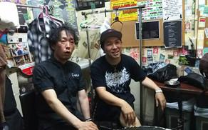 yoshiken & 4v8 / インタビュー公開!