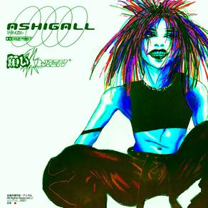 ASHIGALL / 2nd Single「Wish」