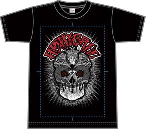 ASHIGALL / ニューTシャツ販売開始!
