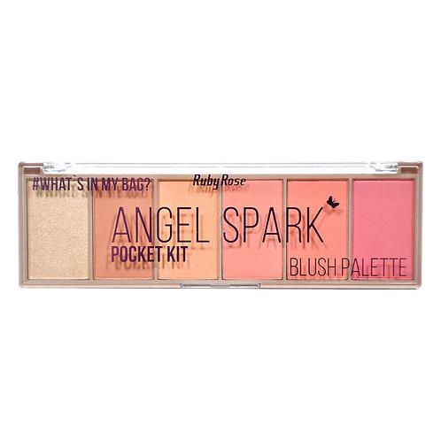 Blush Pocket Angel Spark Ruby Rose