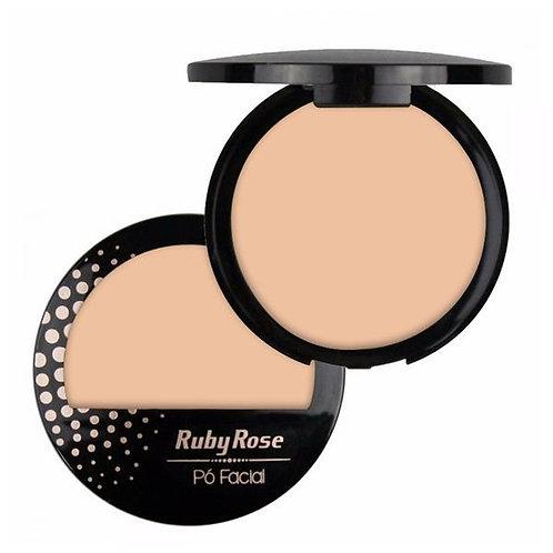 Polvo Facial Ruby Rose / Grupo 2 - Piel Media
