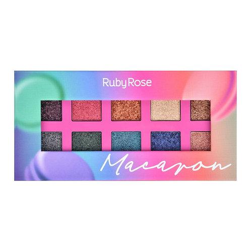 Sombras Macarron Ruby Rose