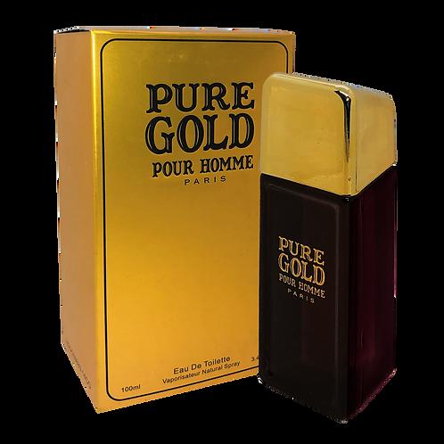 Pure Gold Pour Homme