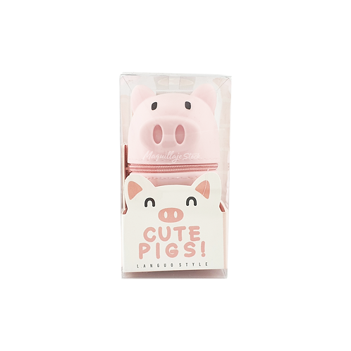 CARTUCHERA RETRACTIL CUTE PIGS