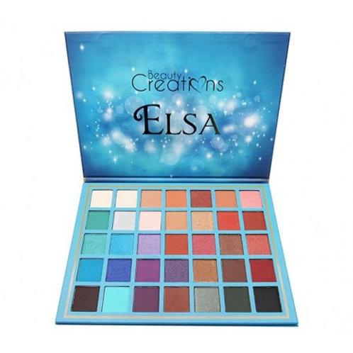 Elsa Shadow Palette Beauty Creations