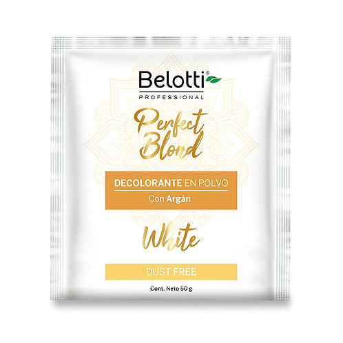 Decolorante en Polvo – Perfect Blond con Argan Belotti Al Por Mayor