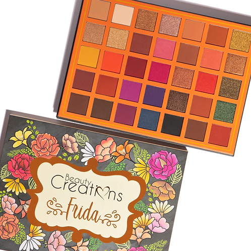 Frida Shadow Palette Beauty Creations