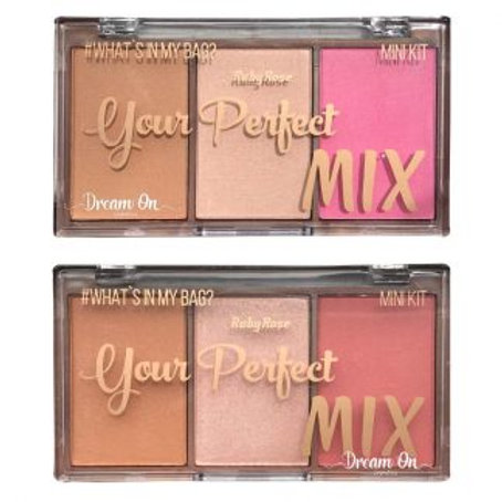Mini Blush Your Perfect Mix Ruby Rose