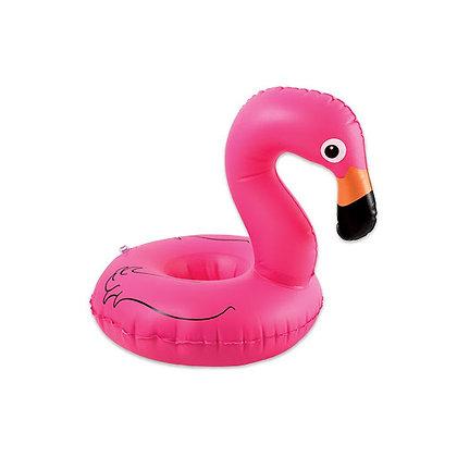 Porta Vasos Inflable Flamingo