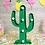 Thumbnail: Lampara Cactus Al Por Mayor