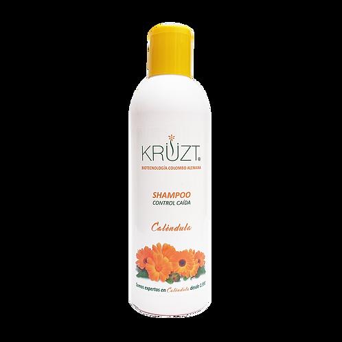 Shampoo de caléndula Control Caída x 250 ml