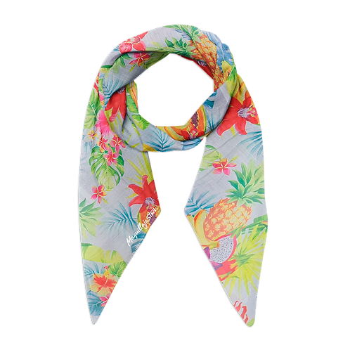 Pashmina 19MN01-1 Tropical Al Por Mayor