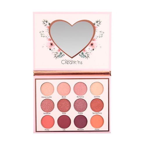 Sombras Eye Bloom Beauty Creations Al Por Mayor