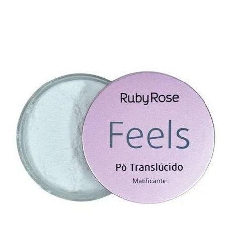 Polvo Traslucido Feels Ruby Rose Al Por Mayor