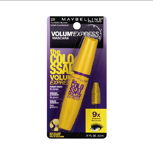 The Colossal Lavable Maybelline Al Por Mayor