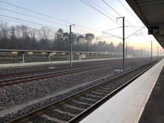Station Sunrise
