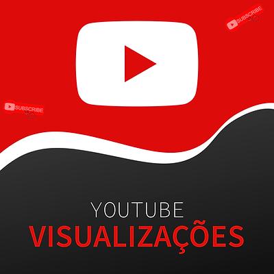 Visualização no YouTube