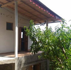 The homestay entry