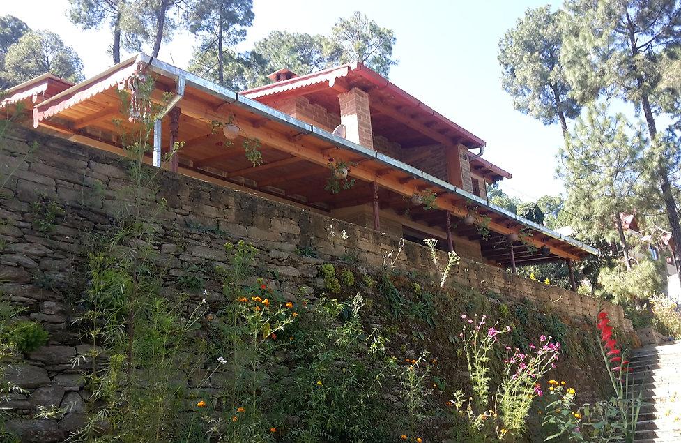Pant Cottage