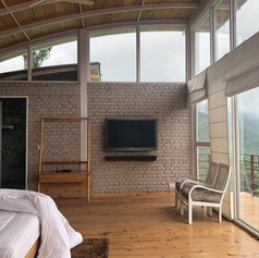 Large windows - Bringing the outside in