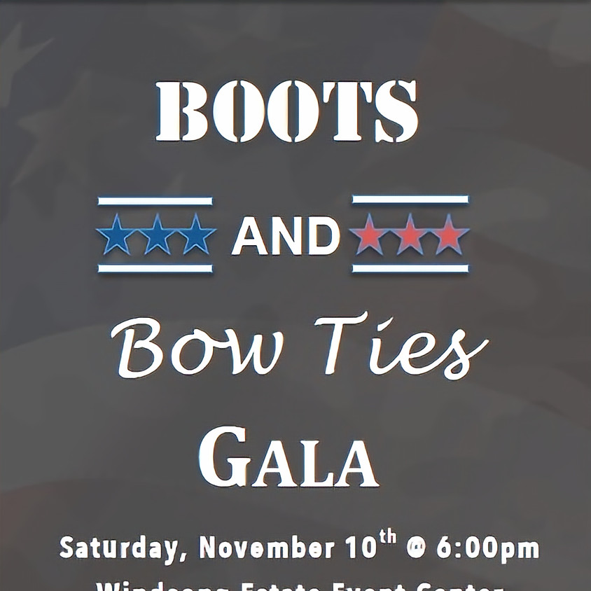 Boots and Bow Ties Gala
