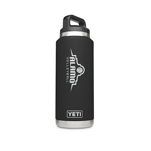 YETI Rambler 18oz Bottle with Laser Engraving