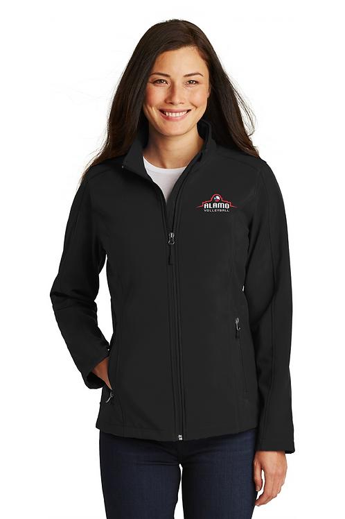 Port Authority® Ladies Core Soft Shell Jacket