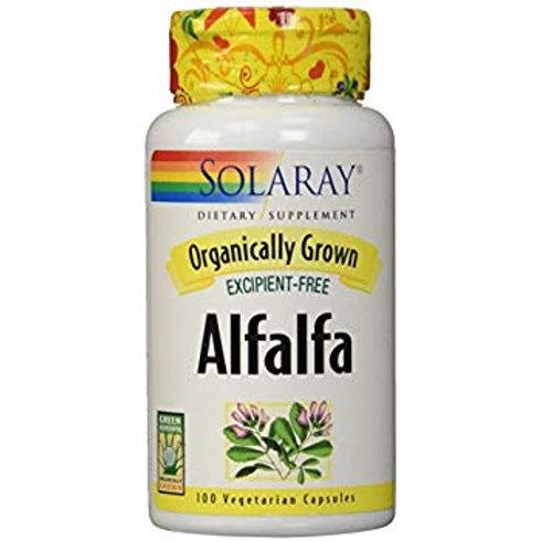 Solaray Alfalfa Capsules