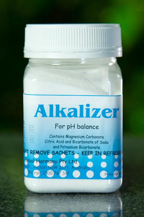 Alkalizer