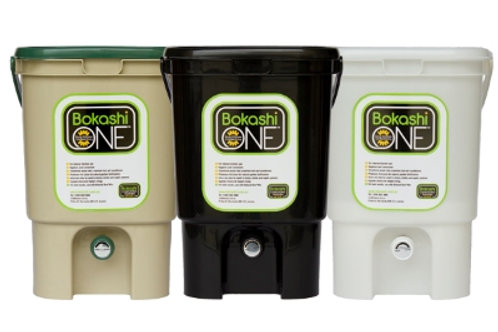 Bokashi One Single Bucket Composter