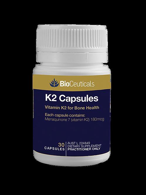 K2 30 or 60 caps