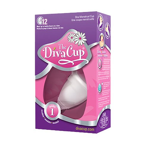 DivaCup (Available in 2 models)
